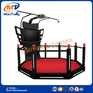 Virtual Reality Walking Shooting Simulator 9d Vr Gaming Machine for Shopping Center pictures & photos