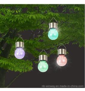 China solar powered crack ball hanging light ball chandelier china solar powered crack ball hanging light ball chandelier mozeypictures Image collections