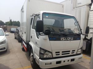 New China Isuzu Mini Truck
