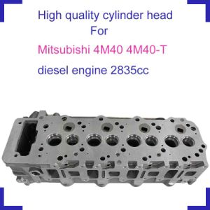 China Engine Cylinder Head 908 514 908 515 for Mitsubishi Pajero Glx