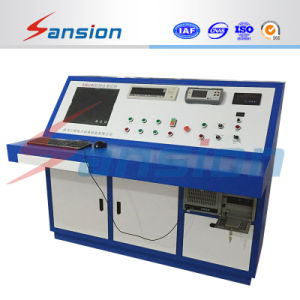 Automatic Intergrated AC/DC Motor Test Bench pictures & photos
