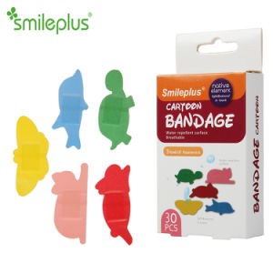Cartoon Cute Adhesive PE  Material Bandage Wound Plaster