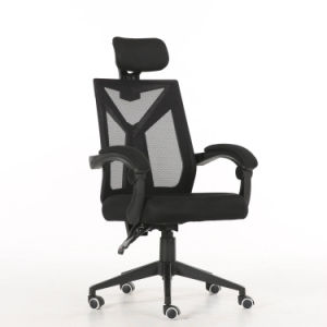 Dvary Paddle Shift Control Winntex Mesh Office Chair With Headrests