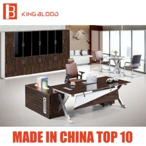 Corner Table Attached Unique Style BV Checking Office Furniture Table