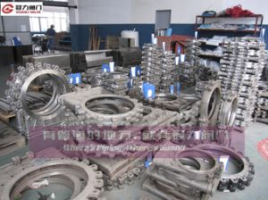 48inch ANSI16.5 Mss Sp-81 Knife Gate Valve pictures & photos
