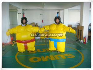 Jump-Suit Type Japanese Wrestling Sumo Sport Game
