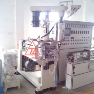 Transparent Plastic Extruding Machine for UTI Tape/Ruler Cable pictures & photos