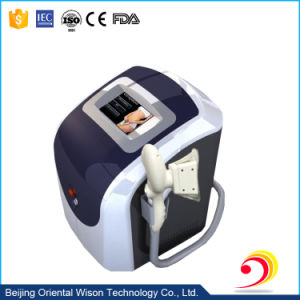 Portable 3 in 1 Cryolipolysis RF Cavitation Beauty Machine pictures & photos