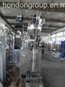 Powder (flour, soybean flour, milk powder) Packing Machine pictures & photos