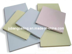 Square Aluminum Ceiling Panels Clip in Ceiling System