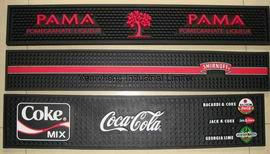 Personalized Rubber Bar Spill Mat