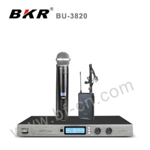Bu-3820 Stable UHF Conference System pictures & photos