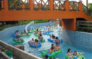 Outdoor Water Park Lazy River, Water Park Equipment pictures & photos