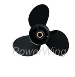 Powerwing Aluminum Marine Boat Outboard Propeller for Mercury Engine 9.9-20HP