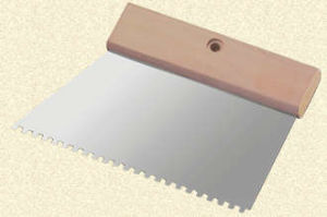 Putty Knife / Scraper (#9203)