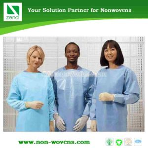 Surgical Gown Nonwoven Fabric pictures & photos