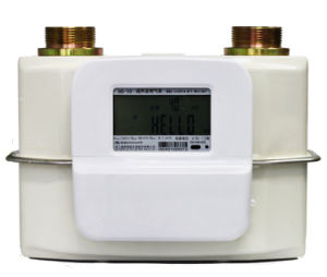 Smart Commercial/Industrial Ultrasonic Gas Meter
