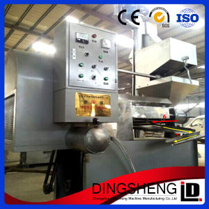 China Dingsheng Factory Automatic Feeding Oil Press Machine pictures & photos