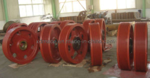 Spz/SPA/Spb/Spc Type Cast Iron Pulley pictures & photos