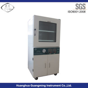 Vacuum Drying Oven of Lab Equipment with Vacuum Pump pictures & photos