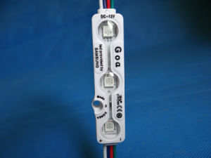 5050 RGB Injected LED Module for Advertising Sign pictures & photos