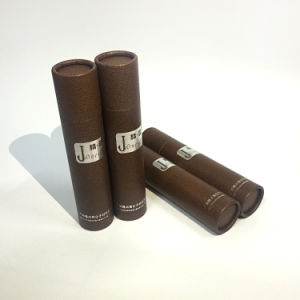Round Biodegradable Cardboard Paper Tube pictures & photos