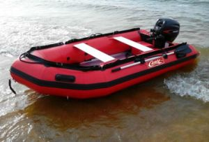 Inflatable Boat, Sport Fishing Boat Hy-S330 with CE Cert. pictures & photos