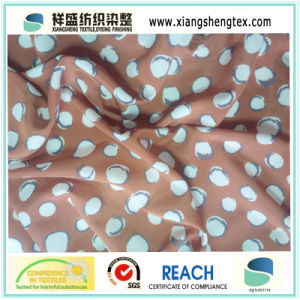 100% Polyester Chiffon Printed Fabric pictures & photos