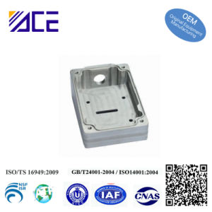 CNC Machining Stainless Steel Parts pictures & photos