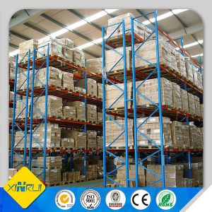 Heavy Duty Pallet Racking with Powder Coating