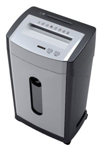 Heavy Duty Cross Cut Paper Shredder (FX418D)