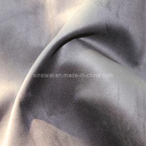High-Grade Micro Suede Fabric for Garment and Hometextile (SL801) pictures & photos