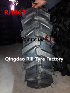 Nylon Tractor Tire (11.2-24 9.5-24 9.5-20 8.30-20 750-20) with Good Quality pictures & photos