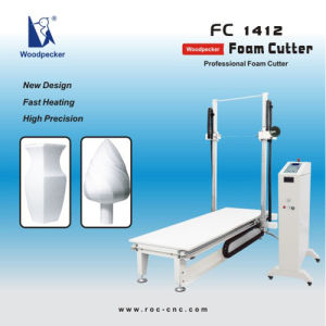 Fast Heating High Precision Rotary Foam Cutter (FC-1412)