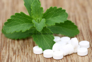 Zero Calorie Sugar Free Sweetener Stevia Extract Stevia Tablet pictures & photos