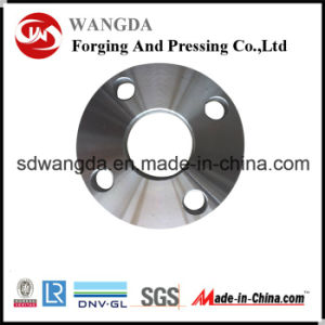 DIN Carbon Steel Flange with Certificate of Lr pictures & photos