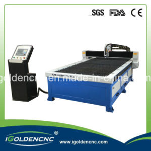Industrial Desk Type Metal Plasma Cutting Machine