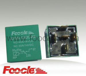 Automotive Power Relay Smooth Shell