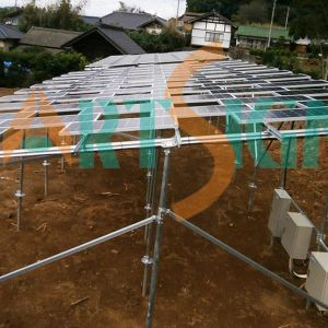 Solar Mounting Structures for off Grid Solar Systems pictures & photos