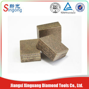 Block Cutting Diamond Mining Granite Tools Diamond Segment pictures & photos