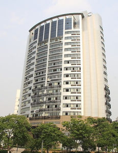 High Rise Steel Structure Building (HX12070404) (have exported 200000tons)