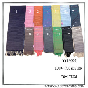 Fashion Polyester Scarf (YY13006)
