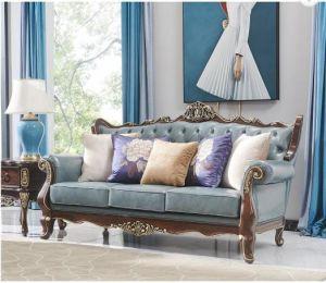 China American New Style Living Room Sofas Luxury Genuine Leather Divano Sofa Set China Living Room Sofa Leather Sofa