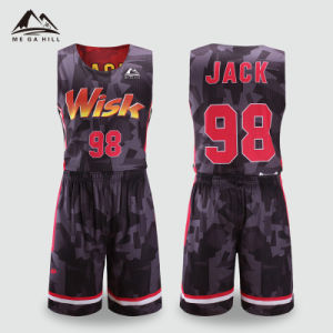 f6a0353270d Wholesale Customized Latest Design Blank Sublimated Basketball Team Wear  Jersey