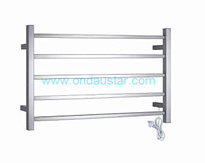 Plug In Dry Heating Electric Towel Rail