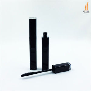 44c7fc32c8f Square Unique Empty Mascara Tube Hot Sale Black Mascara Container for  Wholesale