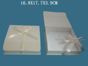 6deff46d8 Pretty Cardboard Jewel Gift Box Fashionable Packaging Jewellery Case