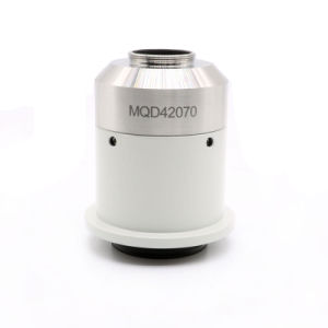 1X 0 7X 0 55X 0 35X Biological Microscope C-Mount Camera Adapter CCD  Mounting Interface for Nikon Microscope Camera