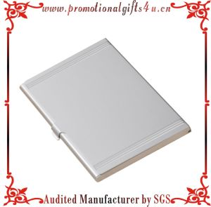 Wholesale Good Quality Aluminum Name Card Holders (CX-CH-036)