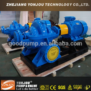 S Sh Double Suction High Flow Rate Centrifugal Industrial Electric Water Pump pictures & photos